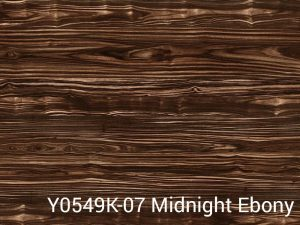 Y0549K 07 Midnight Ebony Wilsonart Laminate Color Only Table Tops