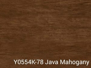 Y0554K 78 Java Mahogany Wilsonart Laminate Color Only Table Tops
